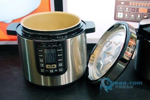 格兰仕电压力锅yb507