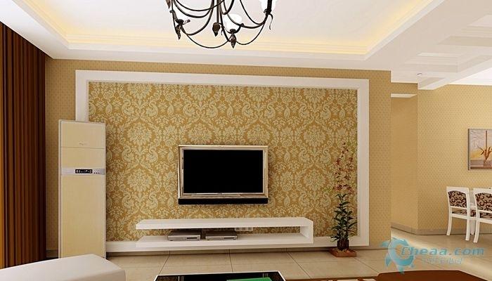 20款客厅背影墙装修效果图