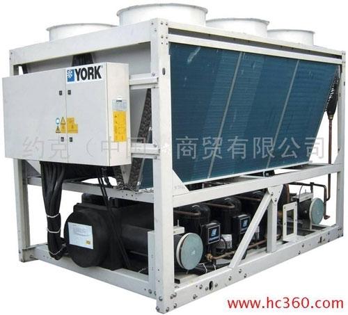 YCAB风冷涡旋冷水/空气源热泵 中央空调