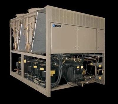 风冷涡旋冷水机组 商用空调