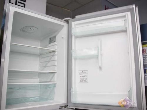 215l大容积 海尔三门冰箱跌破2000元