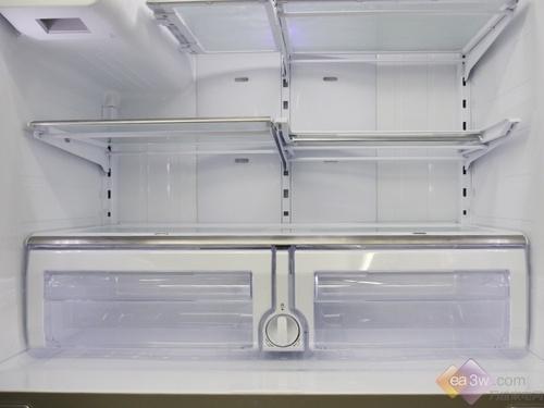 冰箱存储食物卡通