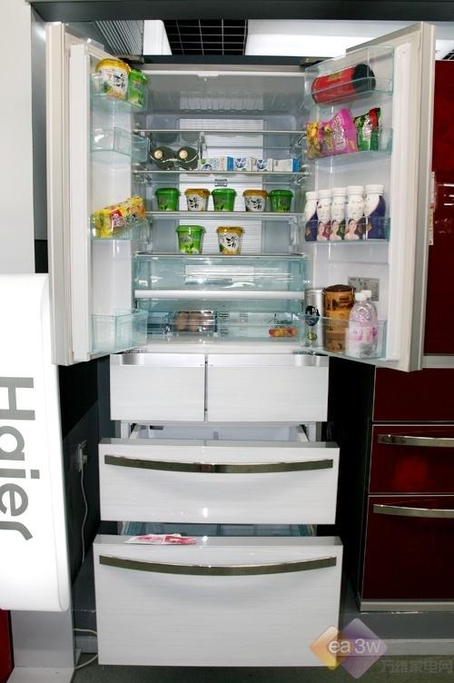 卡萨帝冰箱温暖厨房 淡淡水波纹起涟漪