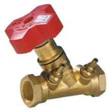 平衡阀在中央空调中的作用和特点