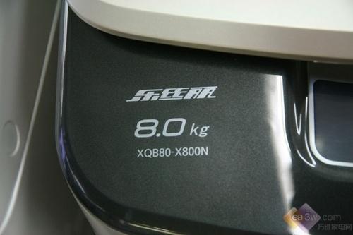 乐丝丽新品上市 松下xqb80-x800n首曝