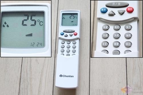 而应当让空调器通过温度控制器来控制启动和关闭