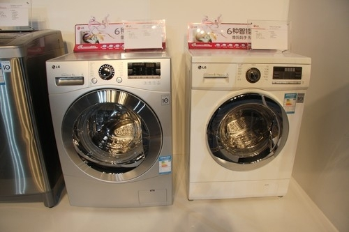 lg滚筒洗衣机