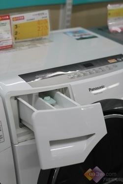 松下斜式滚筒洗衣机做的并不是很突出