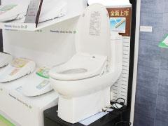 如厕卫生的革命 松下洁乐智能坐便器多图赏