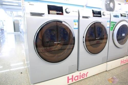 海尔芯变频xqg70-b1226a滚筒洗衣机