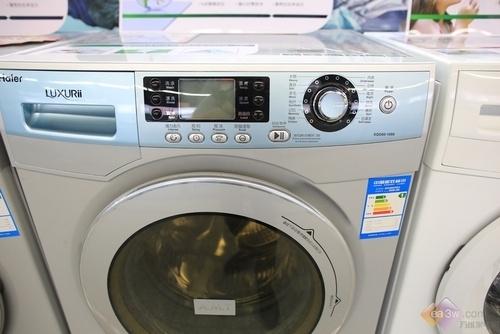 低碳先锋 海尔xqg60-1086滚筒洗衣机