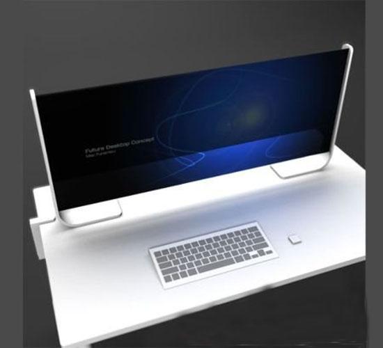 未来电脑的创意设计图片
