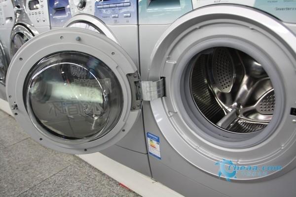 美的凡帝罗变频滚筒洗衣机