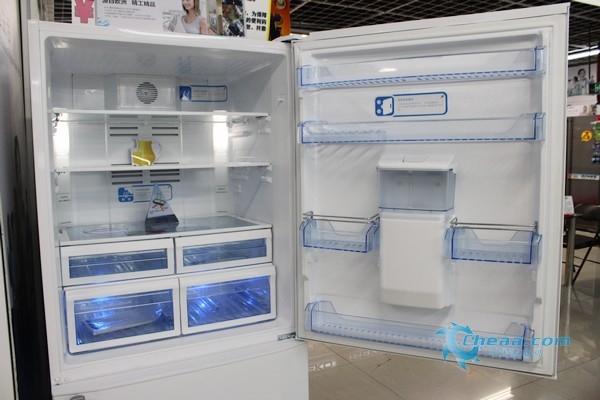 独特饮水机设计 beko两门冰箱鉴赏_中国家电网
