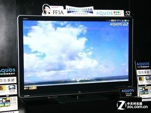 比卖场省5400元 夏普电视京东商城低售