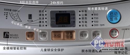 三洋6kg波轮洗衣机仅1k5