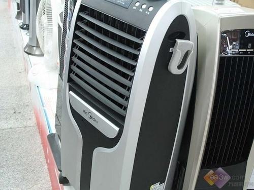 冷暖一键切换 美的空调扇ach120-f2r