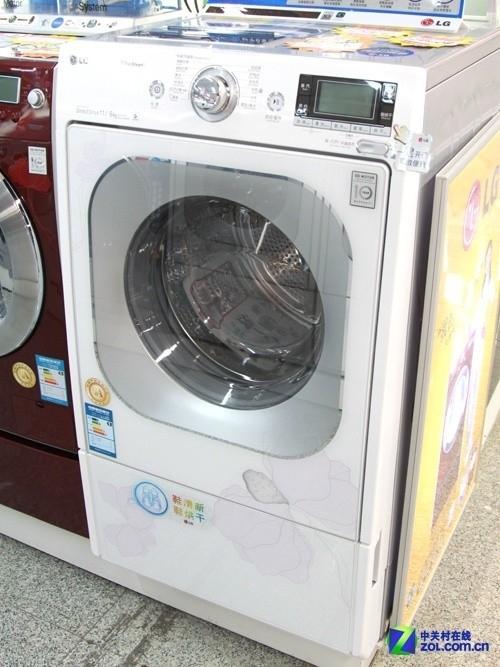 lg滚筒洗衣机1.87万