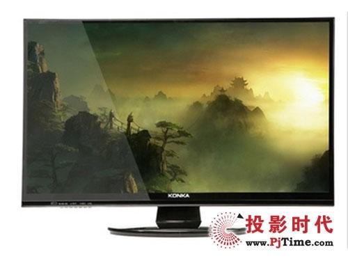 康佳(konka)led32f2200ne彩电 32英寸超窄边框高清网络智能led电视 国
