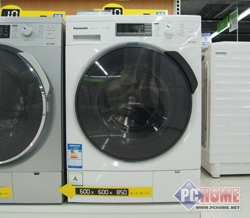 松下罗密欧系列滚筒洗衣机