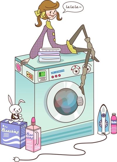坚决不做女屌丝 科学洗衣远离健康隐患