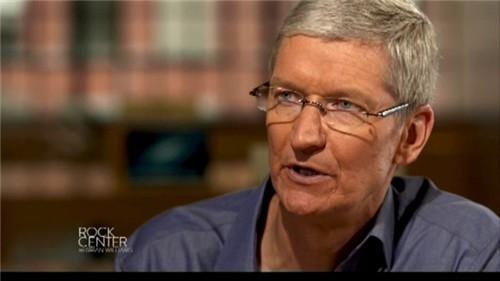 """苹果CEO库克:索尼的失败在于不够""""专注"""""""