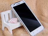 4.5寸双核智能手机 酷派炫影90雪晶白图赏