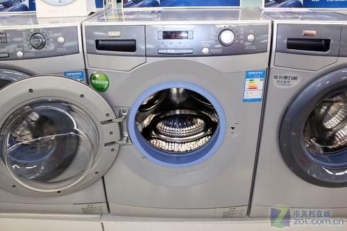 海尔滚筒洗衣机3303元