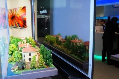 看2D也要戴眼镜 海信推透明3D屏幕电视