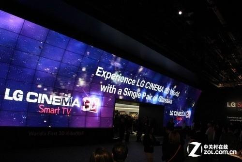 最大3D电影院 LG电视产品线全面盘点