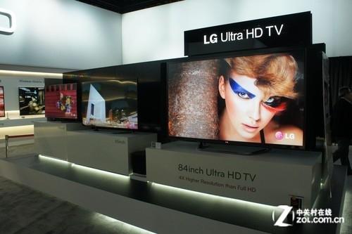 互联智慧生活 LG展馆新产品新技术体验