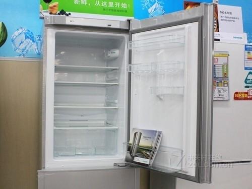 家庭实惠之选 西门子双开门冰箱2688元