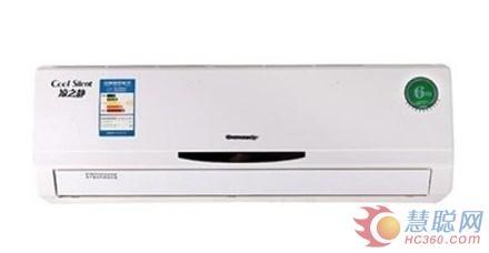空调:格力大1匹kfr-26gw/(26556)fnde-3变频空调