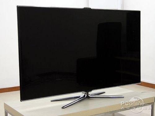 水晶边框,手势操作   三星 ua55es7000jxxz液晶电视是去年推出的产品