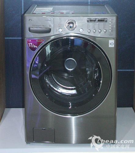 lg智能洗衣机新品