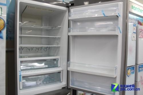 变频风冷技术 美菱三开门冰箱售6999元