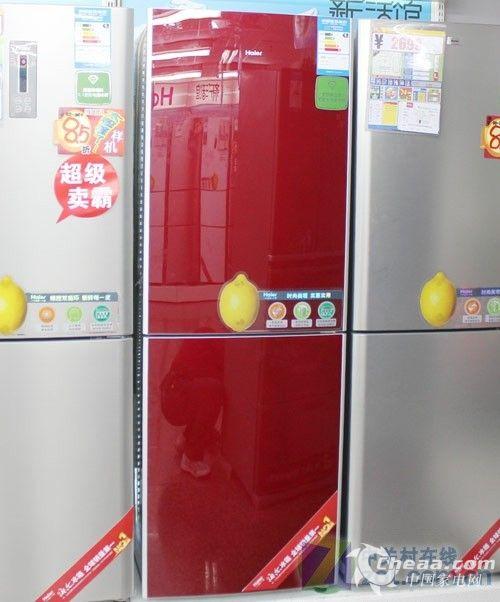 海尔bcd-215kjzf冰箱