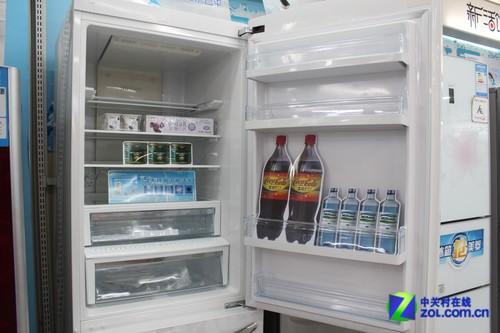 典娜高端系列 美菱三开门冰箱6999元