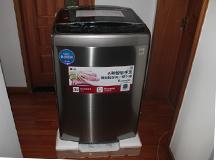 LG钢净系列 T16SS5FDH波轮洗衣机图赏