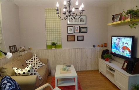 房价涨幅创新高 蜗居标配40吋以下平板电视