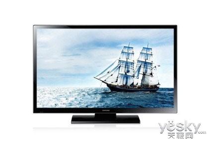 三星 PS43F4000ARXXZ等离子电视采用43英寸852t480分辨率,真彩
