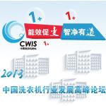 2013中国洗衣机行业高峰论坛