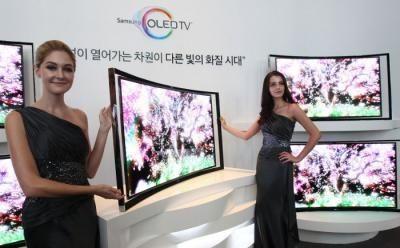 三星和LG将发布远程控制柔性OLED电视