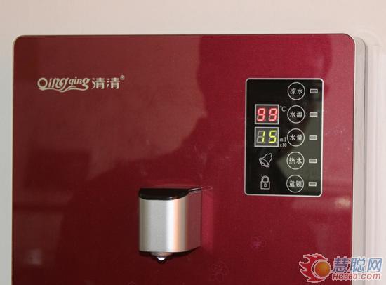 清清YR-8B25超薄即熱式管線機