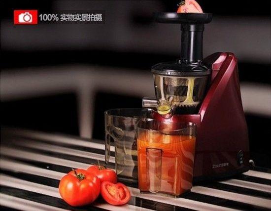 只为更鲜的果汁 中科电原汁机售1498