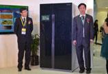 海信智能冰箱首秀