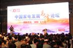 中國家電發展高峰論壇