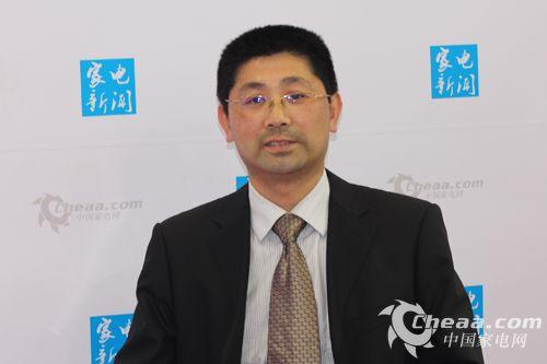 科沃斯总裁李文楷