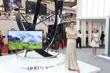 HU9800系列曲面UHD电视