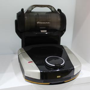智能精巧 iRobot清潔機器人亮相AWE